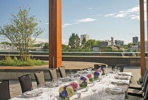 AMS Nest Rooftop Garden (Dining)