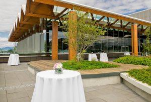 AMS Nest Rooftop Garden (Wedding)